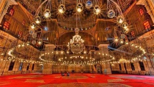 Palais de Mohamed Ali Egypte