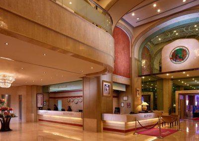 كراون بلازا دبي Crowne Plaza Dubai