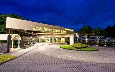 فنادق رويال وينغ سويتس