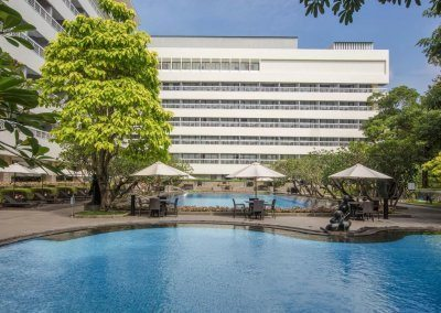 فندق رويال أمباروكمو يوجياكارتا Royal Ambarrukmo Yogyakarta Hotel