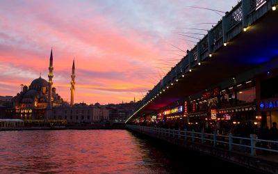 جولة في مضيق البوسفور في اسطنبول