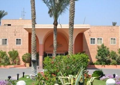 بيراميدز بارك ريزورت القاهرة  Pyramids Park Resort Cairo