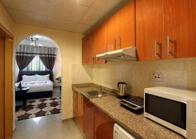 آلسمو للشقق الفندقية Al Smou Hotel Apartment
