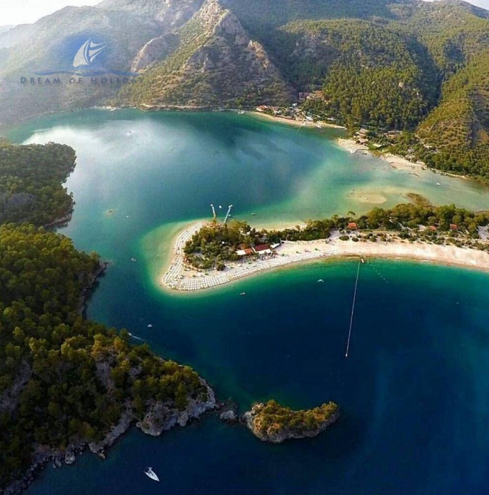 أولودينيز بيتش تركيا