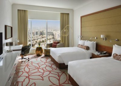 فندق ماريوت داونتاون أبو ظبي Marriott Hotel Downtown Abu Dhabi
