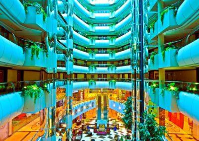كونكورد الإمارات للشقق الفندقية Emirates Concorde Hotel