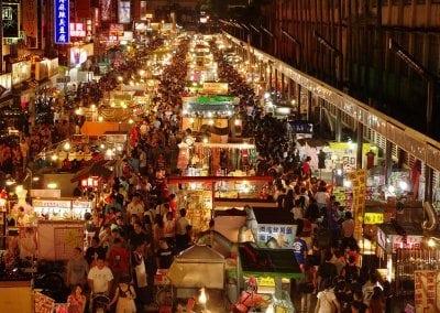 الحي الصيني في كوالالمبور