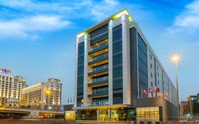 فندق فلورا البرشاء دبي