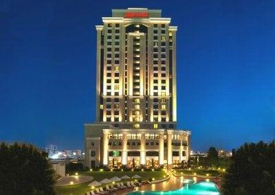 فندق اسطنبول ماريوت آسيا