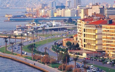 السياحة في مدينة ازمير