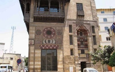 سبيل وكتاب عبد الرحمن كتخدا في القاهرة