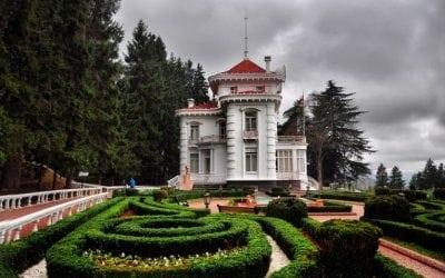 قصر أتاتورك فى طرابزون