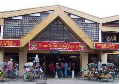 الانشطة السياحية فى مدينة كوالا ترينجانو ماليزيا | كوالا ترينجانو فى ماليزيا