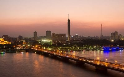 كوبرى قصر النيل القاهرة