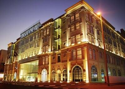 فندق فيلا روتانا Villa Rotana Hotel