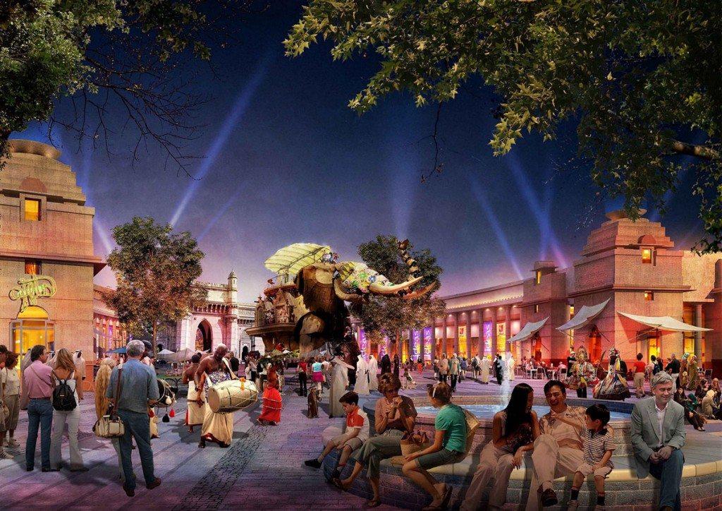 أهم 12 مشروعا في دبي إستعدادا لمعرض إكسبو