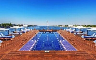 أوبيروي زهرة النيل كروز الاقصر Nile Cruise