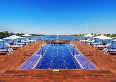 أوبيروي زهرة النيل كروز The Oberoi Zahra Nile Cruise