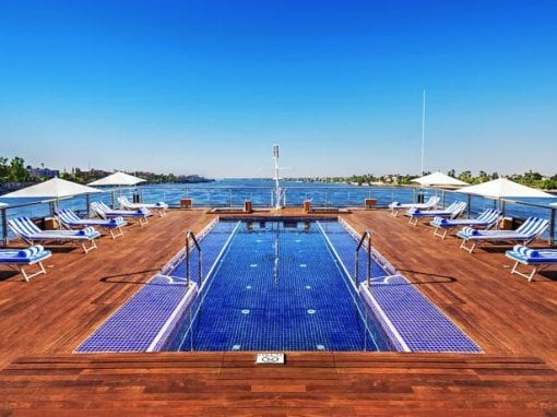 أوبيروي زهرة النيل كروز Nile Cruise