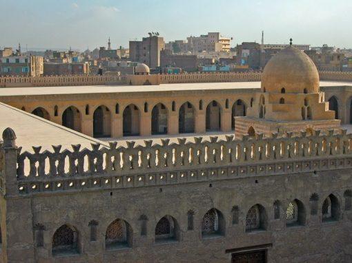 جامع احمد بن طولون في مصر
