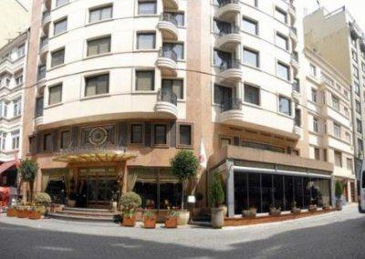 فندق ذا سنترال بالاس تقسيم