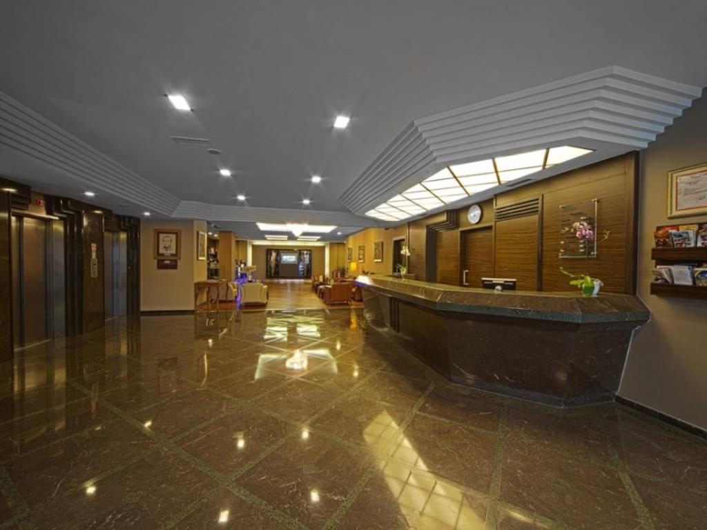 فندق لامارتين اسطنبول
