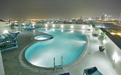 فندق اوريس بلازا دبي