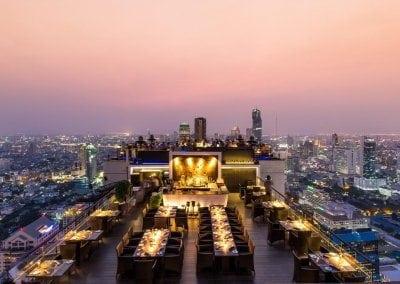 بانيان تري بانكوك Banyan Tree Bangkok