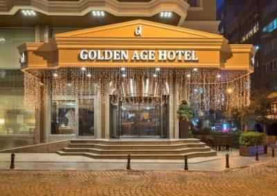فندق جولدن إيدج اسطنبول