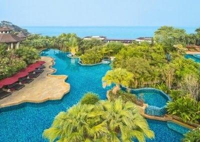 منتجع إنتركونتيننتال باتايا InterContinental Pattaya Resort