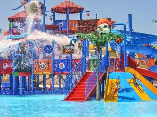 جاز مكادى ستار اند سبا Jaz Makadi Star Spa Resort