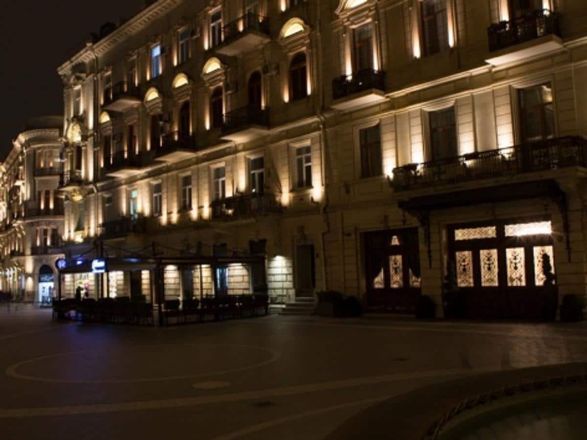 Safir City Hotel