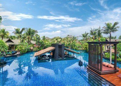 منتجع ذا سانت ريجيس بالي The St. Regis Bali Resort