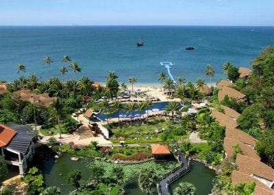 راوي وارين ريزورت  Rawi Warin Resort