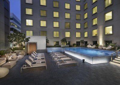 هيلتون جاردن إن دبي الامارات Hilton Garden Inn Dubai The Emirates