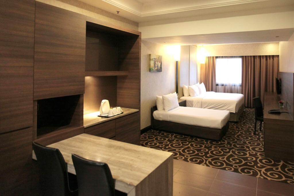 فندق و شقق صنواى بوترا كوالالمبور