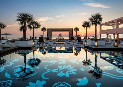 منتجع شاطىء فيرمونت فجيرة The InterContinental Fujairah Resort