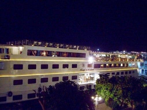 الكسندر النيل العظمى كروز Alexander the Great Nile Cruise