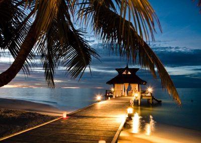 Banyan Tree أماكن السياحة في جزر المالديف