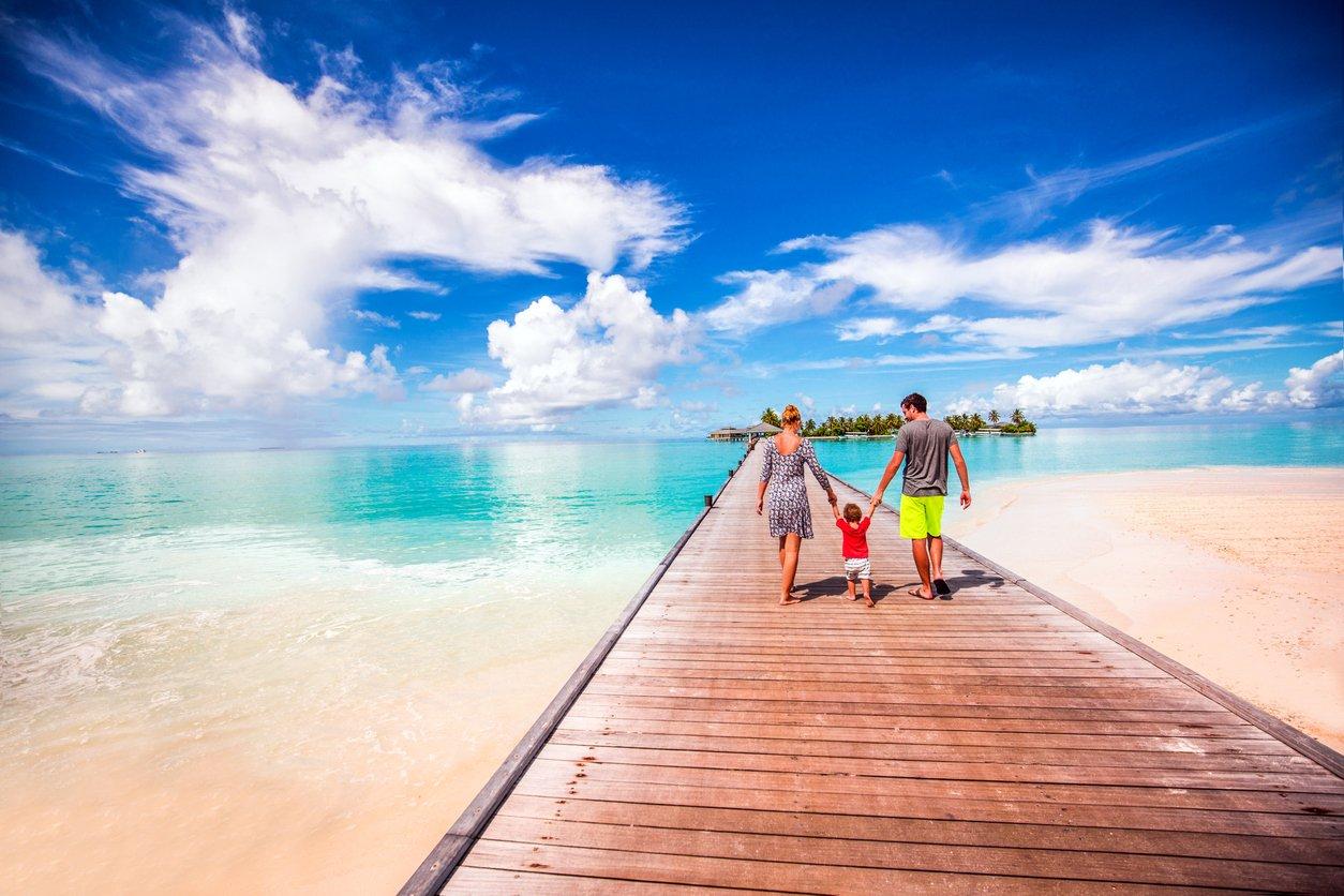 روعه السفر الي جزر المالديف مع الاطفال (8)