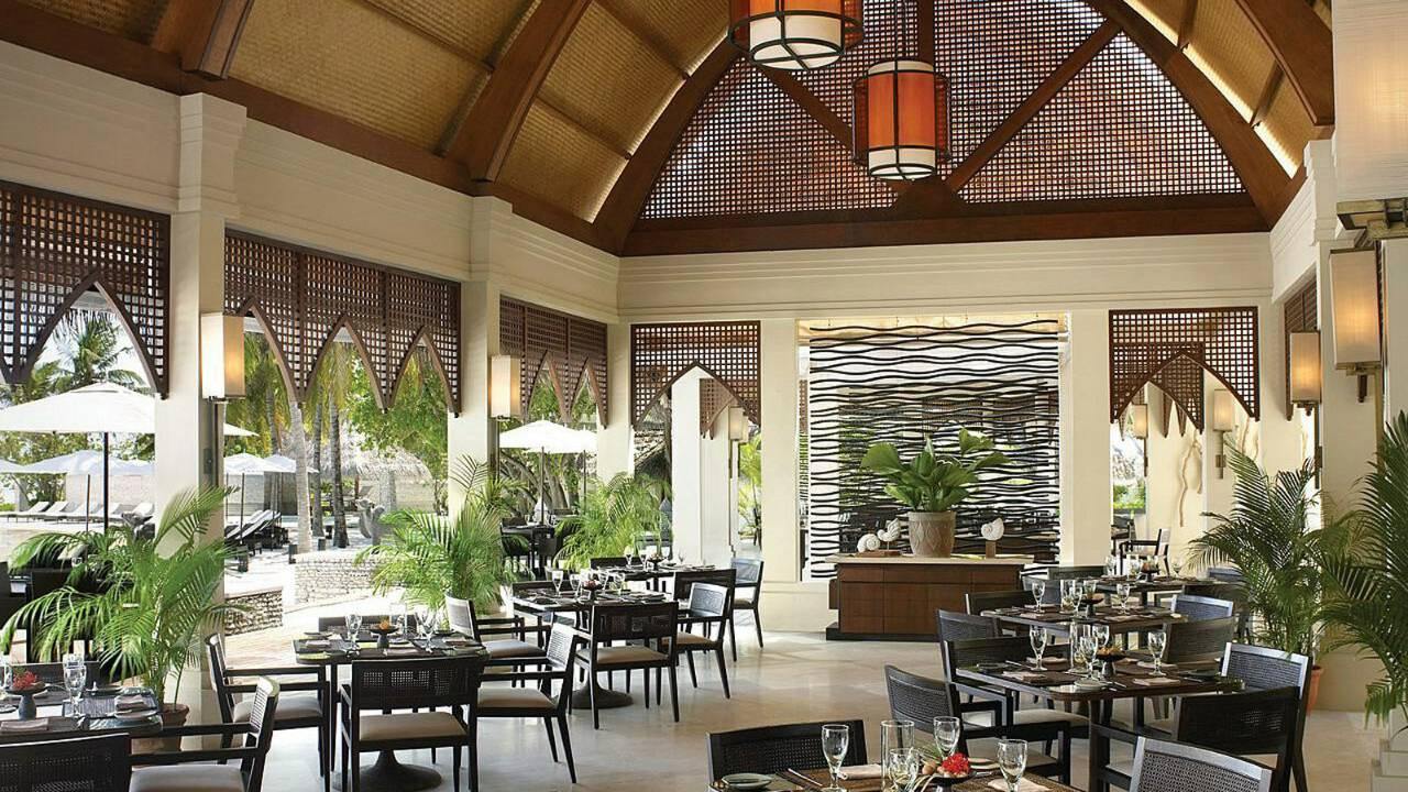 أفضل المطاعم في كودا هورا المالديف