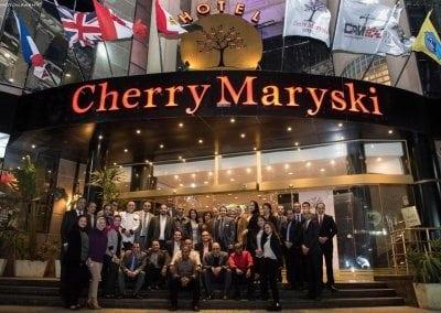 فندق شيرى ماريسكى Cherry Maryski Hotel