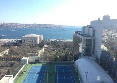 فندق سويس أوتل ذا بوسفوروس إسطنبول