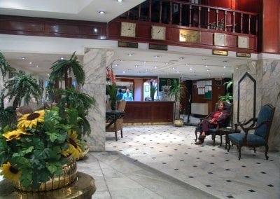 فندق كونكورد الدقى Concorde Hotel Dokki