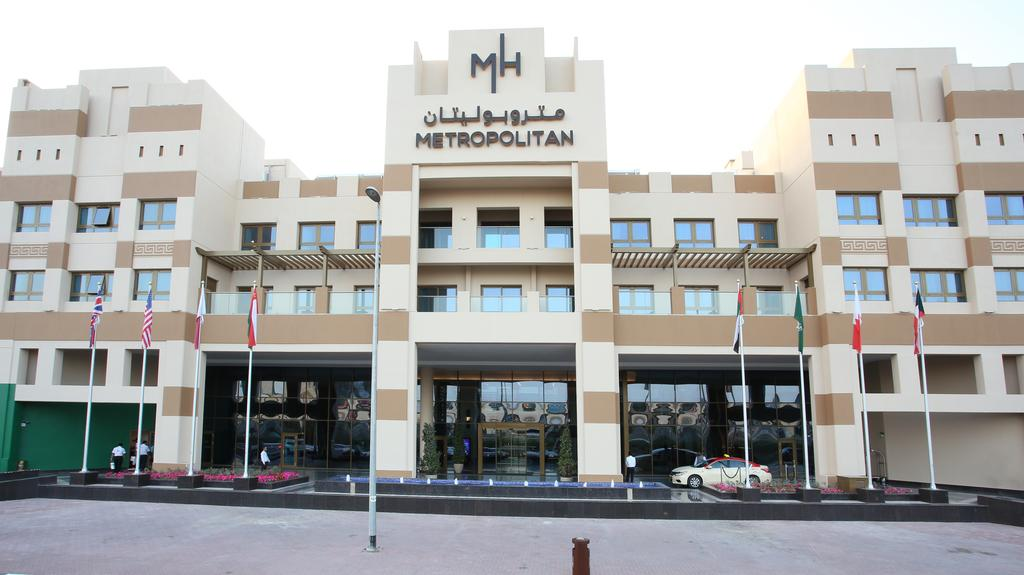 Metropolitan Hotel Dubai Tripadvisor