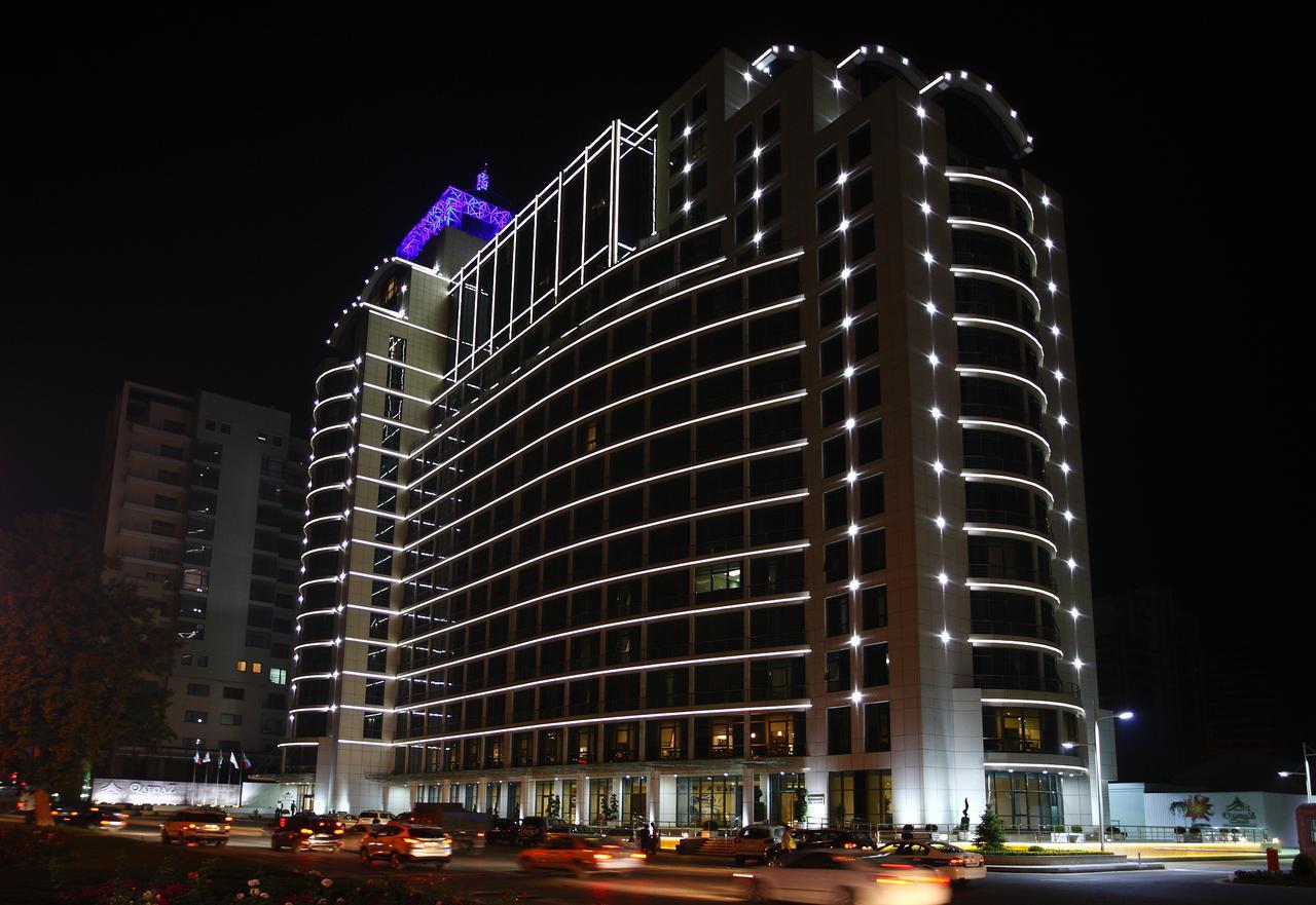 فندق كافكاز باكو سيتي