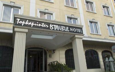 Topkapi Inter Hotel Стамбул