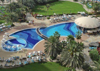 لو رويال مريديان بيتش Le Royal Meridien Beach Hotel