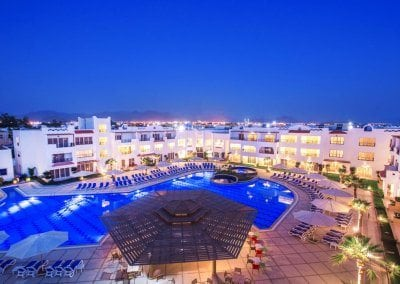 منتجع أولد فك شرم Old Vic Sharm Resort