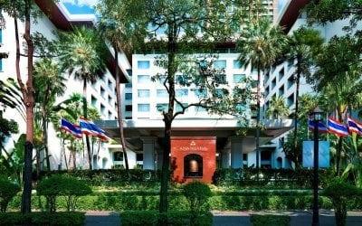 فندق أنانتارا سيام بانكوك تايلاند
